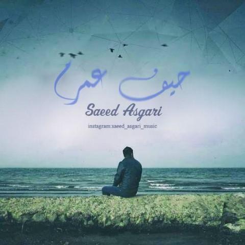 دانلود آهنگ جدید سعید عسگری حیف عمرم