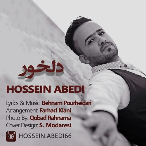 دانلود آهنگ جدید حسین عابدی دلخور
