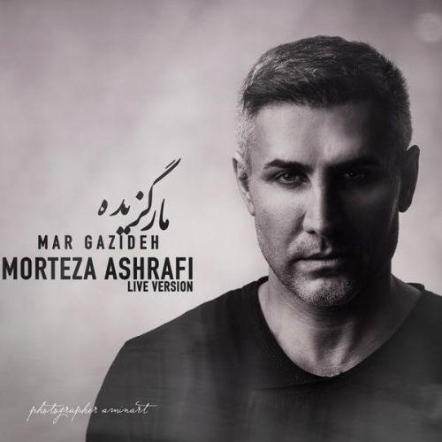 دانلود آهنگ جدید مرتضی اشرفی مار گزیده (اجرای زنده)